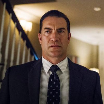 Jeremy Holm plays Mr. Sutherland on the popular USA Network series Mr. Robot.