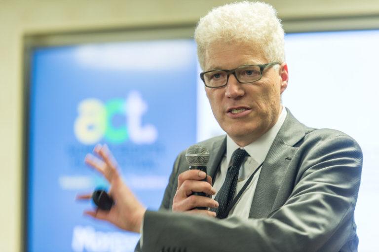 Colorado State University Communication Studies chair Greg Dickinson.