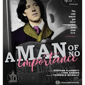 A Man of No Importance promotional poster