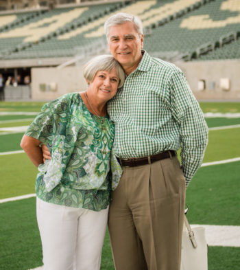 Sue and Ross Thompson