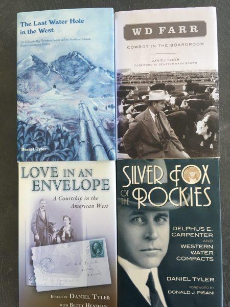 books written by Dan Tyler
