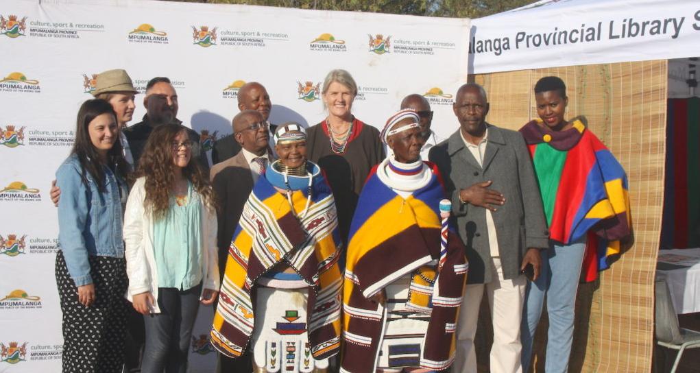 Mpumalanga | Republic of South Africa womens art ceremony