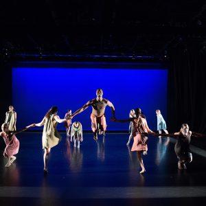 Promotional Photo of Dancers Spring Dance Concert