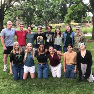 Fall 2021 CLA Ambassador group